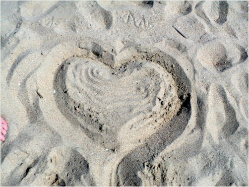 Sand Heart