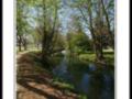 rivière printanière