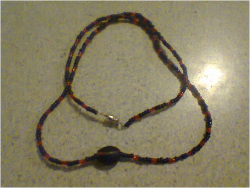 simple necklace 1