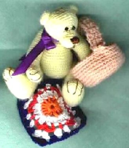 A Crochet Toy Chest: Bear Patterns