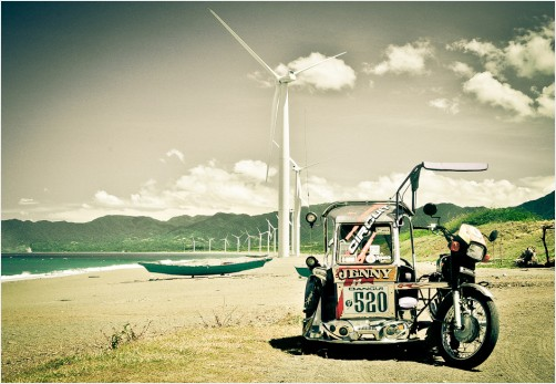 Windmills of Ilocos Norte