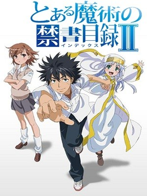 To aru majutsu no index (24/24)(MF)(Sub)(65Mb)(mp4)